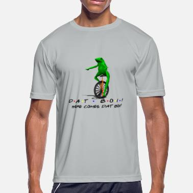 Dat Boi DAT BOI! (Friends Text) - Men's Moisture Wicking Performance T-Shirt