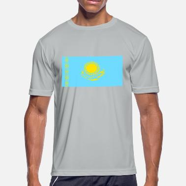 Kazakhstan kazakhstan - Men's Moisture Wicking Performance T-Shirt