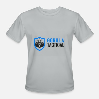 Tactics Gorilla Tactical - Men's Moisture Wicking Performance T-Shirt