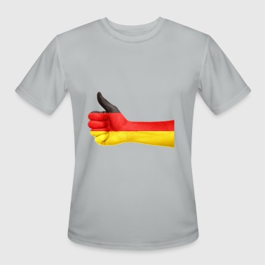 Germany Kids germany - Men's Moisture Wicking Performance T-Shirt