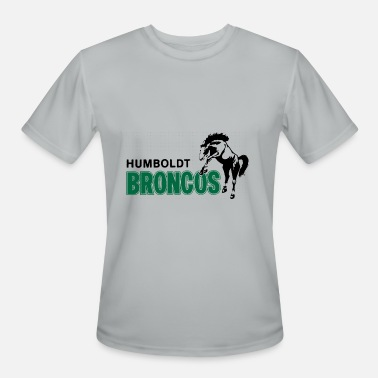 Broncos Humboldt Broncos for you - Men's Sport T-Shirt
