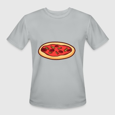 Italian Pizza - Men's Moisture Wicking Performance T-Shirt