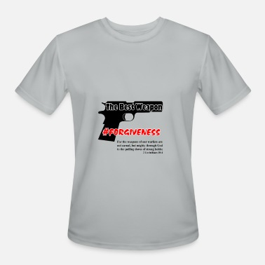 Forgive Jesus Forgive - Men's Moisture Wicking Performance T-Shirt