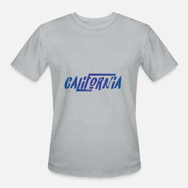 California Design The California Design - Men's Moisture Wicking Performance T-Shirt
