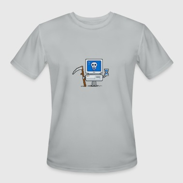 Blue Screen of Death - Men's Moisture Wicking Performance T-Shirt