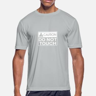 Maternity Couples Do Not Touch the Belly Maternity - Men's Moisture Wicking Performance T-Shirt