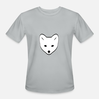 Arctic Wolf arctic fox fuchs14 - Men's Moisture Wicking Performance T-Shirt