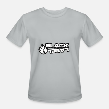 Black Label Black Label - Men's Moisture Wicking Performance T-Shirt