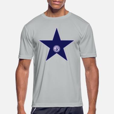 Fame your walk of fame + your name - Men's Sport T-Shirt