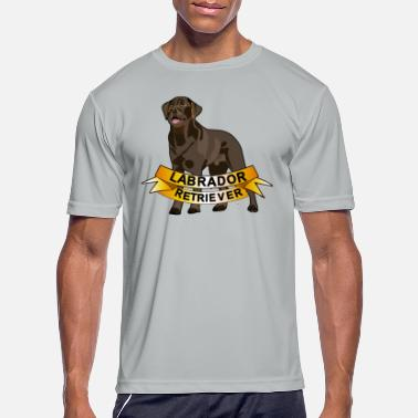 Labrador Labrador Retriever - Men's Sport T-Shirt