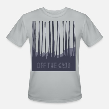 Grid Grid - Off the Grid - Men's Sport T-Shirt