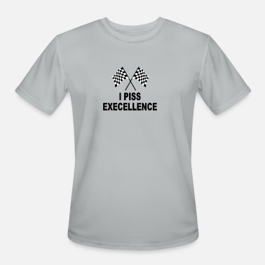 Talladega Nights I Piss Excellence - Men's Sport T-Shirt