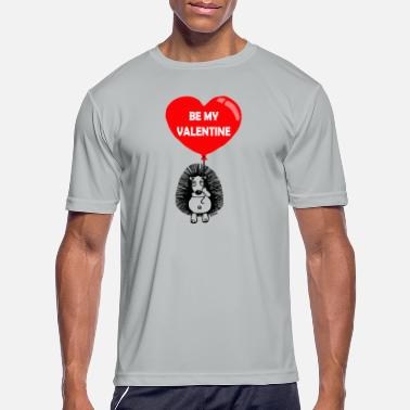 Be My Valentine Be my valentine - Men's Sport T-Shirt