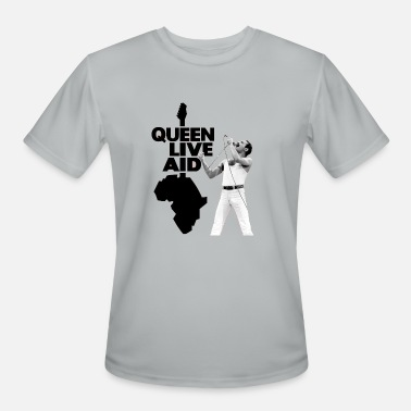 Live Aid queen live aid - Men's Sport T-Shirt