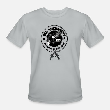 2nd Amendment 2ND AMENDMENT IS YOUR RIGHT - Men's Sport T-Shirt