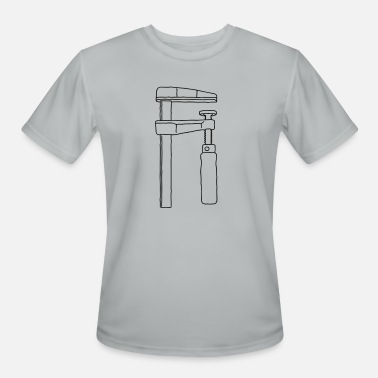 Clamp Clamp Force Screw Clamp - Men's Sport T-Shirt
