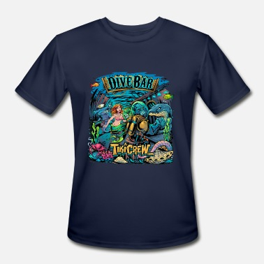 Dive Dive Bar - Men's Sport T-Shirt