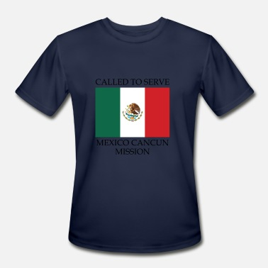 Cancun Mexico Cancun Mission LDS Mission Called to - Men's Sport T-Shirt