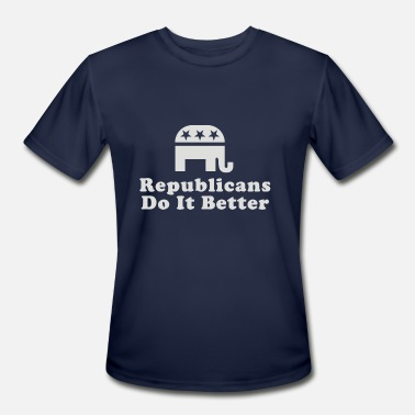 Republicans REPUBLICAN - Men's Moisture Wicking Performance T-Shirt