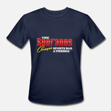 Soprano The Sopranos - Men's Moisture Wicking Performance T-Shirt