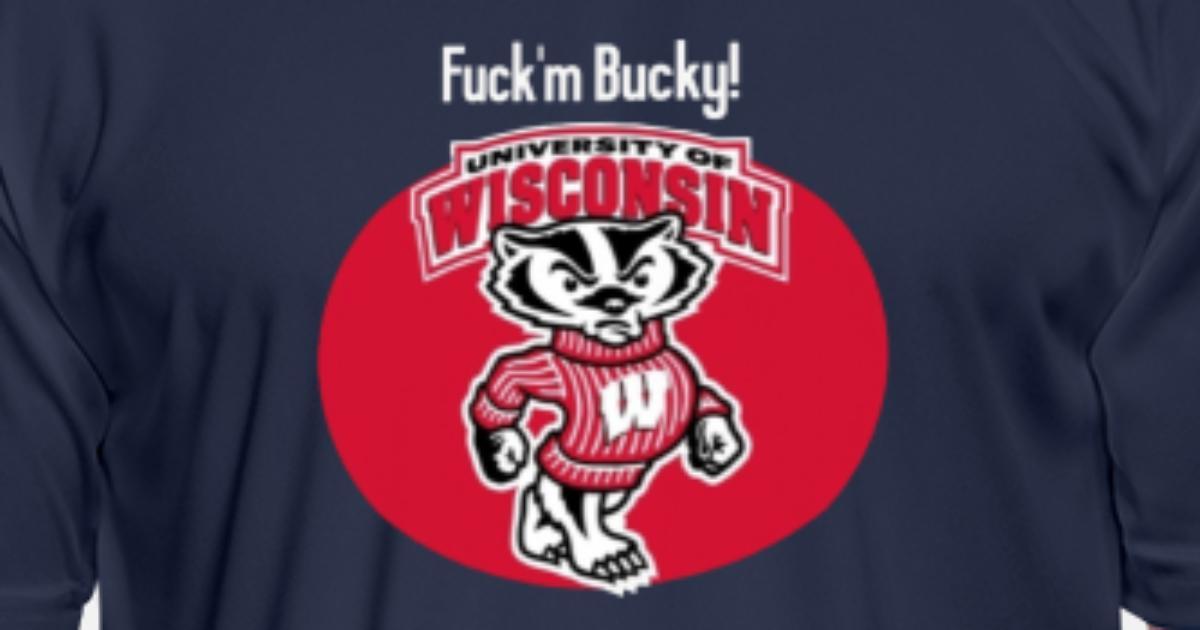 81b2873e Bucky Fuck Men's Sport T-Shirt   Spreadshirt