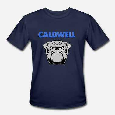 Caldwell Bulldogs Dri - Men's Moisture Wicking Performance T-Shirt