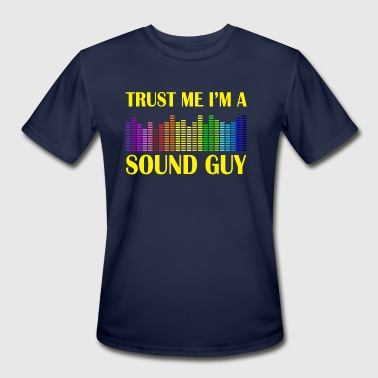 Sound Guys sound guy - Men's Moisture Wicking Performance T-Shirt