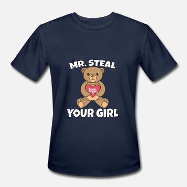 6de95a307 Steal My Girl Mr. Steal Your Girl Valentines Day Gift - Men'. Men's  Sport T-Shirt