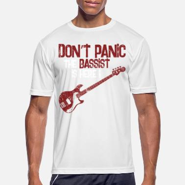 Bassist Sayings Bassists Sayings Bass players - Men's Sport T-Shirt