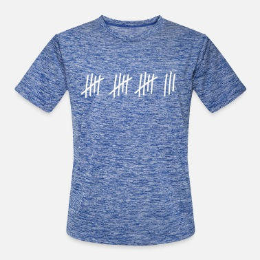 Eighteen 18 lines // 18 times // birthday // gift // sport - Men's Sport T-Shirt