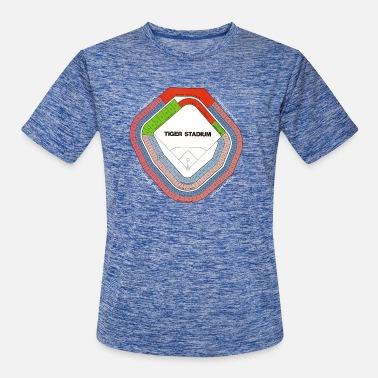 Men/'s Football Field Diagram Sports Premium Cotton T-Shirt
