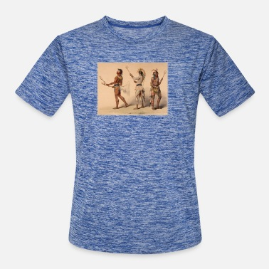 Iroquois Lacrosse Native American Indian Iroquois Canadian - Men's Sport T-Shirt