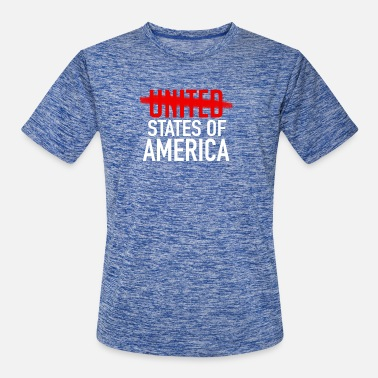 No longer the United States of America - Men's Sport T-Shirt