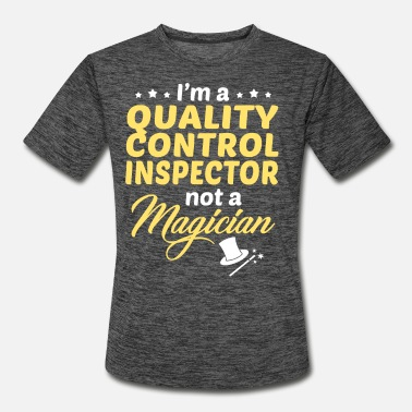 Quality Quality Control Inspector - Men's Sport T-Shirt
