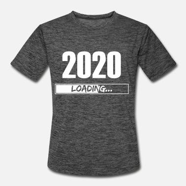 New Years Day New Year's Eve | New Year 2020 Fireworks Gift Idea - Men's Sport T-Shirt