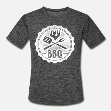 Bbq Supply BBQ - this shirt is for BBQ lovers - Men's Sport T-Shirt