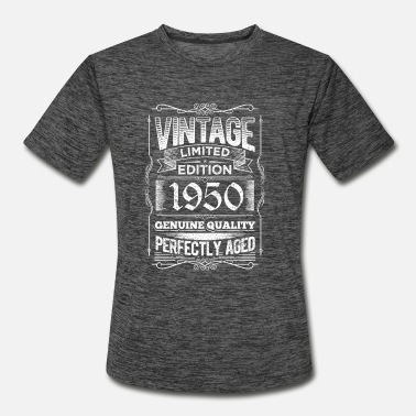 Perfection Vintage 1950 Limited Edition 70th Birthday - Men's Sport T-Shirt