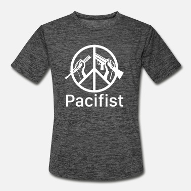 Pacifist Pacifist - Men's Sport T-Shirt