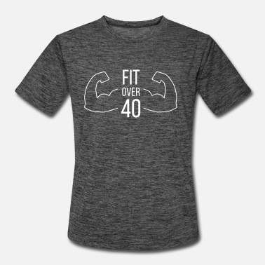 Over 40 Fit Over 40 - Men's Sport T-Shirt