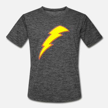 Lightning lightning bolt - Men's Sport T-Shirt