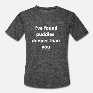Puddle Puddles - Men's Sport T-Shirt