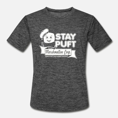 Stay Stay Puft Marshmallow Corp - Men's Sport T-Shirt