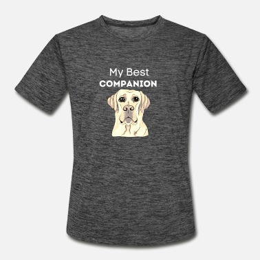 My Labrador - Men's Sport T-Shirt