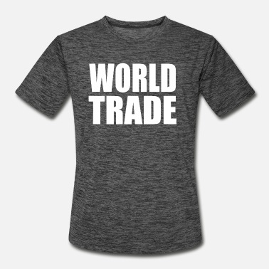 World Trade Center World Trade Funny - Men's Sport T-Shirt