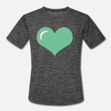Cuore Cuore Love - Men's Sport T-Shirt