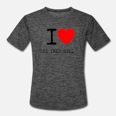One Tree Hill I Love One Tree Hill - Men's Sport T-Shirt