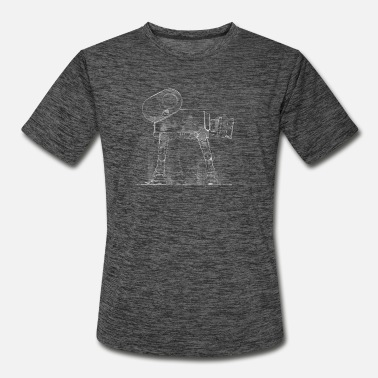 Alexa ARRI Camera Walker - Men's Sport T-Shirt
