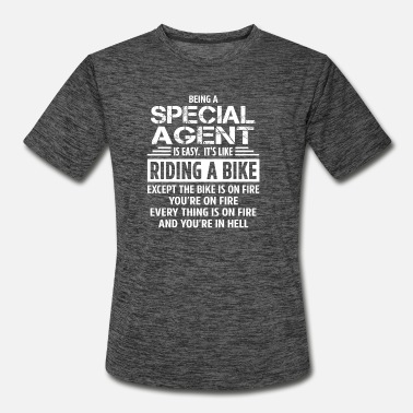 Special Agent Special Agent - Men's Sport T-Shirt