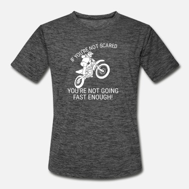 Dirt Bike Dirt Bike Funny T Shirt - Men's Sport T-Shirt