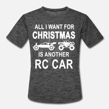 All I Want For Christmas Is Another RC Car - Men's Sport T-Shirt